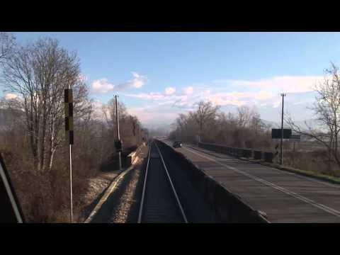 FUC - Ferrovia Udine - Cividale dalla cabina