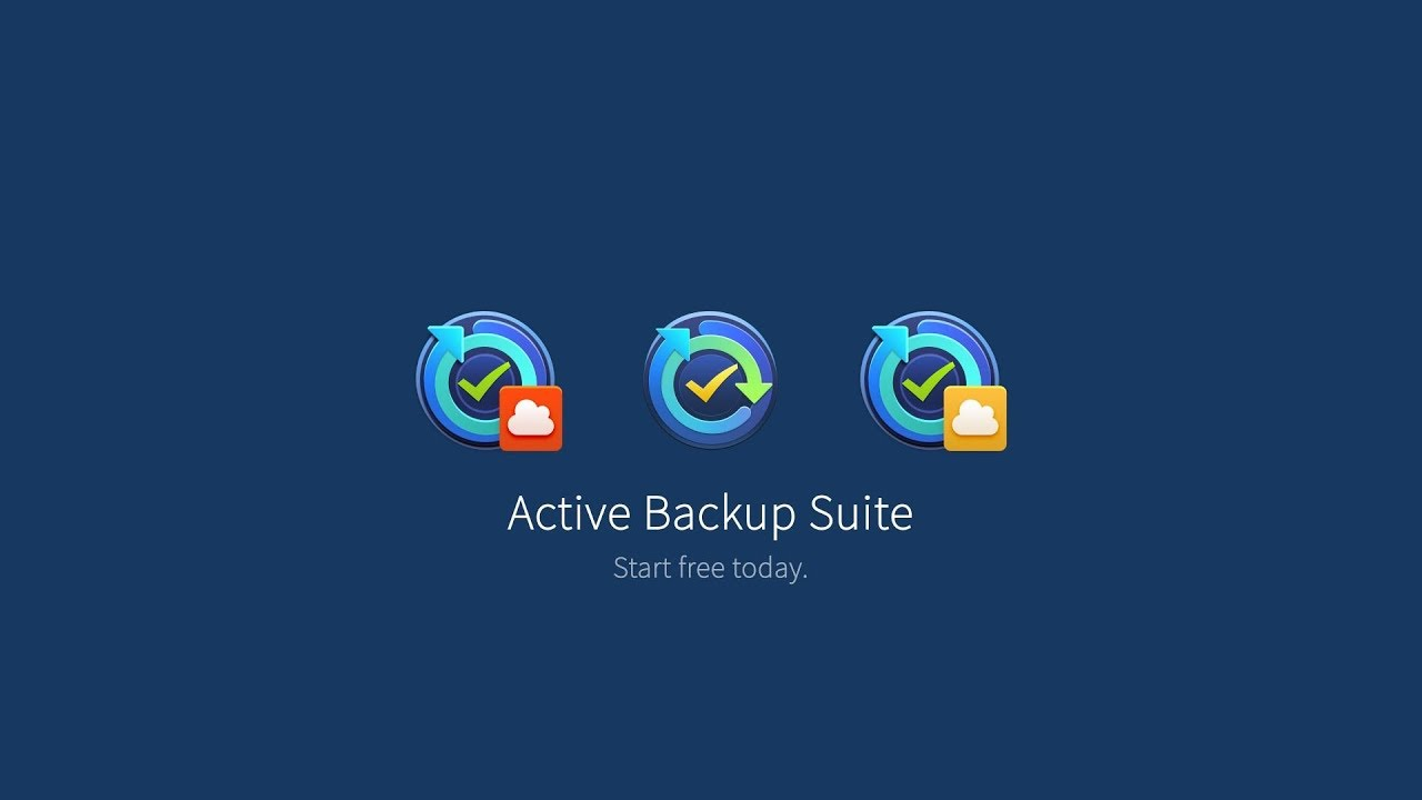 Introducing Active Backup Suite | Synology