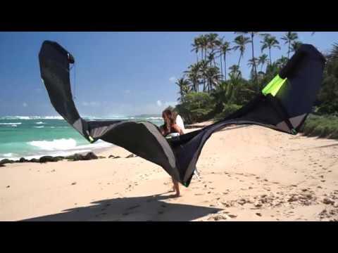 ORAO W // FREERIDE PERFORMANCE // TEST BY LAILA PUEHRINGER IN MAUI // ORAO KITEBOARDING AMBASSADOR