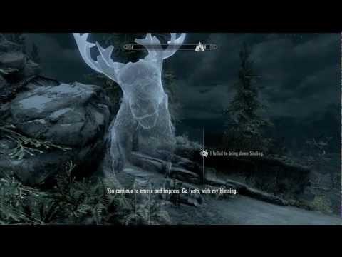 Skyrim Daedric Quests Achievement Ring Of Hircine
