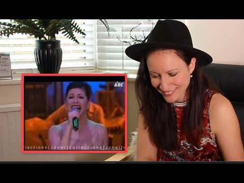 Vocal Coach REACTS TO  REGINE VELASQUEZA PIECE OF SKY