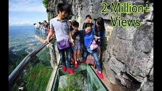China Glass Bridge Funny 2017