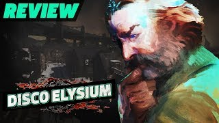 Disco Elysium Review (Video Game Video Review)