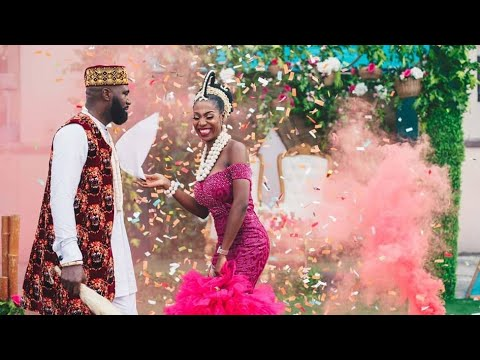 this-nigerian-porthacourt-marriage-is-epic-/-victoria-&-daniel