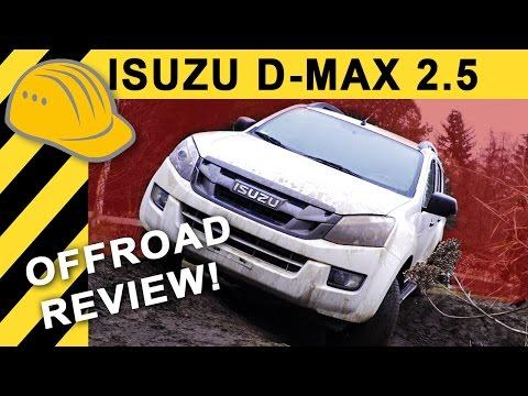 🔥2017 ISUZU D-MAX TEST DEUTSCH I OFFROAD & FULL REVIEW | Fahrbericht Anhänger & 0-100 |