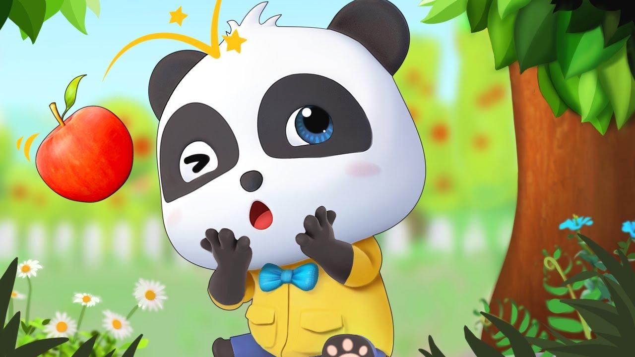 りんごのひとりごと | 赤ちゃんが喜ぶ歌 | 子供の歌 | 童謡 | アニメ | 動画 | ベビーバス| BabyBus