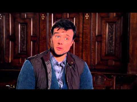 The Boy: Rupert Evans Behind the Scenes Movie Interview