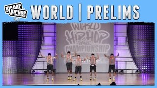 I am hip hop - india (adult) at the 2014 hhi world prelims