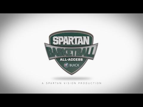 """Spartan Basketball All-Access: """"Tough"""""""