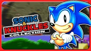 Sonic 3 & Knuckles ON PC! Session #1 (Stream Archive)