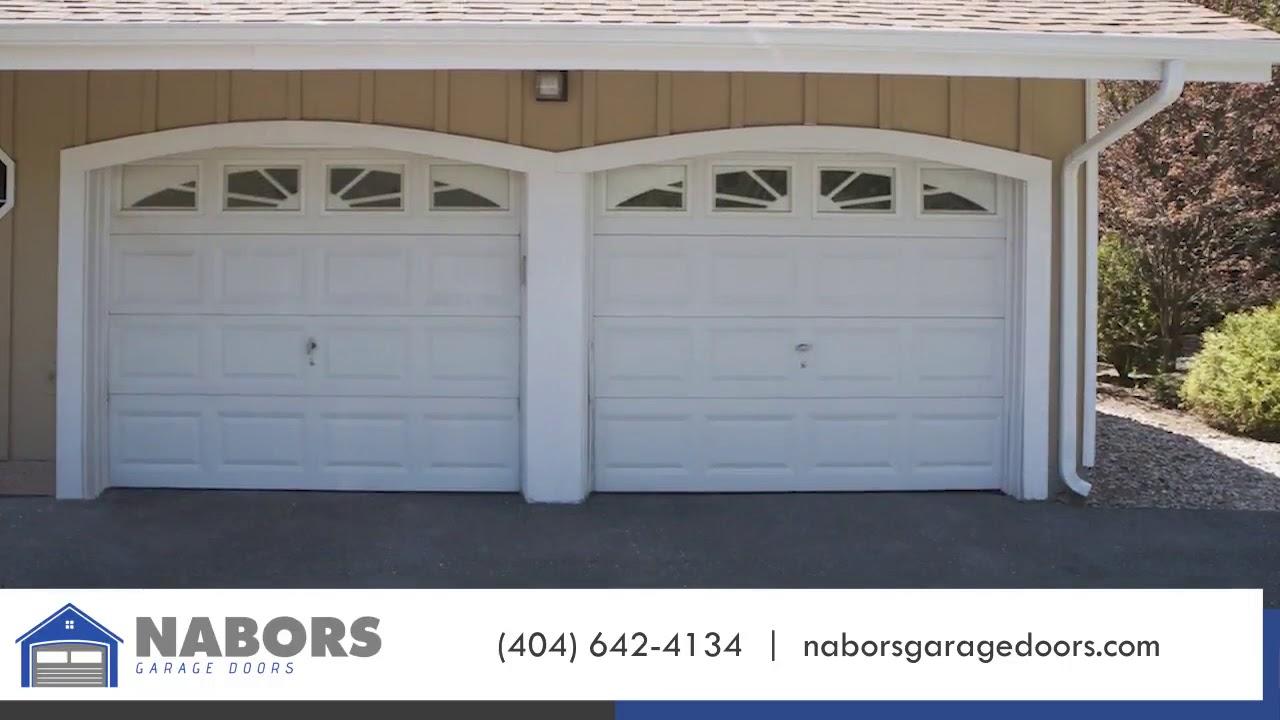 Garage Door Repair Roswell Ga Nabors Garage Doors