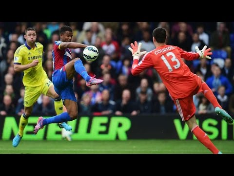 Thibaut Courtois Best Saves 2014 - 15 HD