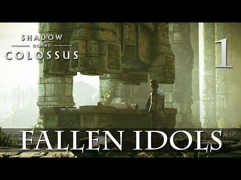[1] Fallen Idols (Let's Play Shadow of the Colossus Remake [PS4 Pro] w/ GaLm)