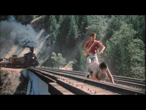 Stand by me train scene ft. Thomas the Tank Engine