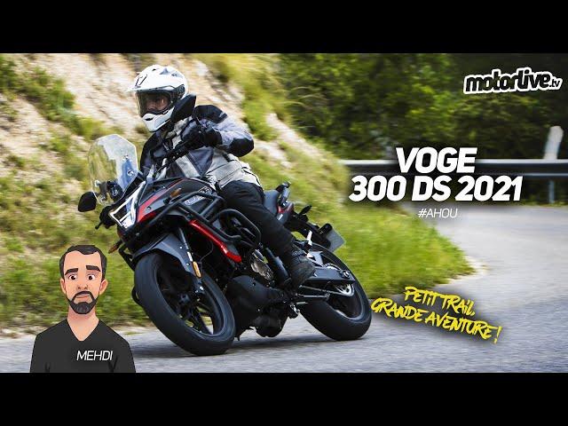 VOGE 300 DS 2021   TEST MOTORLIVE
