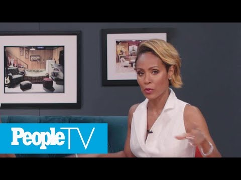 Jada Pinkett Smith On The Possibility Of A 'Set It Off' Sequel | PeopleTV | Entertainment Weekly