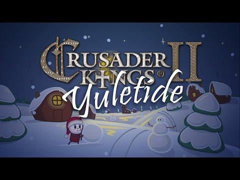 Crusader Kings II - Yuletide Carol, Animated