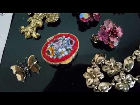 New Jewelry For Sale- Новые поступления винтажных украшений