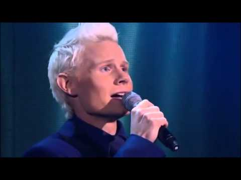 Rhydian Roberts - Somewhere (The X Factor UK 2007) [Live Show 6]