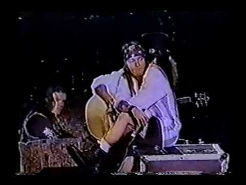 Guns N Roses-Patience/Imagine -  Argentina 93