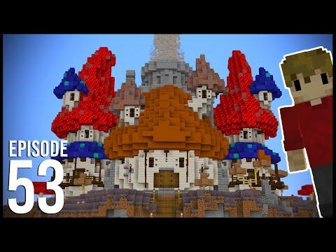Hermitcraft 7: Episode 53 - THE NEW HQ!