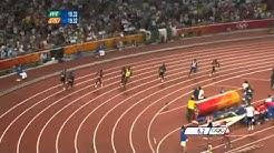 3rd 200m World Record - Usain Bolt 2008 Beijing 19.30