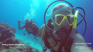 Join us for a very short break on Klein Curacao where its a great p...