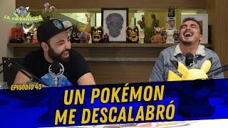 Episodio 43 - Un Pokémon me descalabró