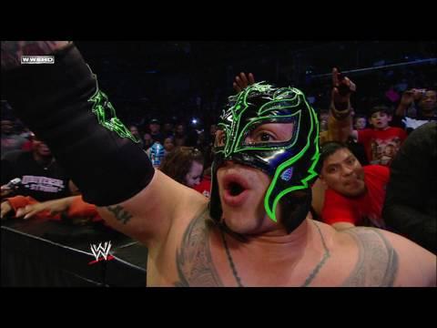 Rey Mysterio vs. Dolph Ziggler