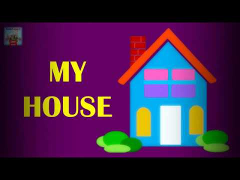 Мультфильм на английском языке про дом