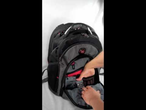 Swissgear Backpack - YouTube