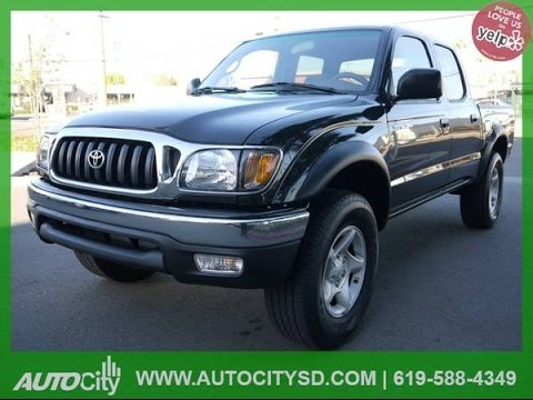 2004 toyota tacoma prerunner sr5 for sale in san diego by auto city sales youtube. Black Bedroom Furniture Sets. Home Design Ideas