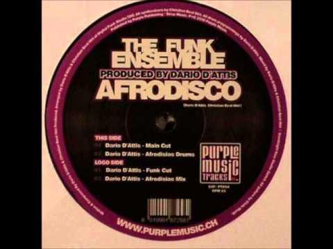THE FUNK ENSEMBLE - Afrodisco (Funk Cut)