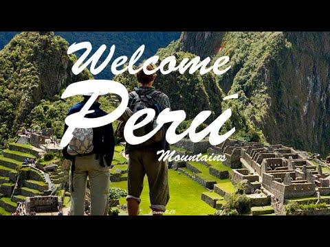 Welcome Travel Peru Machu Picchu Sandboarding Rainbow Mountains.