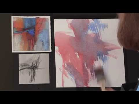 Preview | Exploring Composition & Color in Abstract Art with