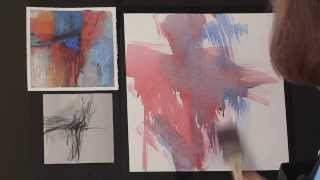 Preview | Exploring Composition & Color in Abstract Art with Debora Stewart