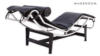 Шезлонг  LC4 Chaise Style (Обзор Maderoom.ru)
