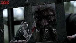 Vikings Ragnar Lothbrok tot die Schlangengrube (Deutsch)