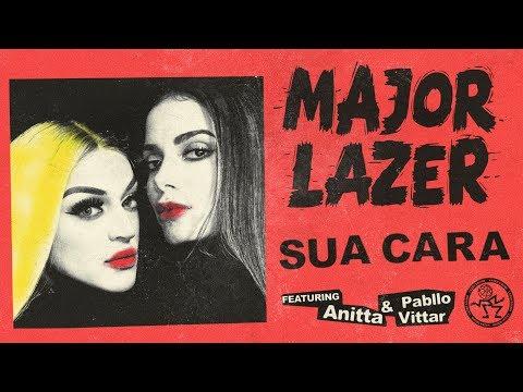 Major Lazer - Sua Cara ( feat. Anitta & Pabllo Vittar )