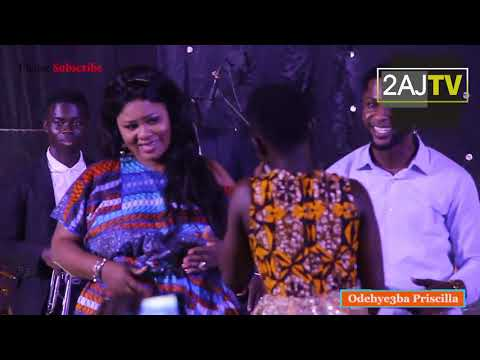 Odehyieba Priscilla and Obaapa Christy performed together