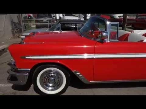 1956 Chevrolet BelAir Convertible Classic