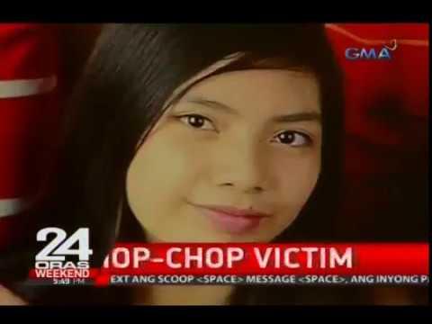 Natagpuan ang chop chop na bangkay ng isang kolehiyala sa Cavite. NIRAPE!
