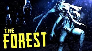 The Forest - THE MOST TERRIFYING VR EXPERIENCE?! - Deep Cave Exploration! - The Forest VR Gameplay