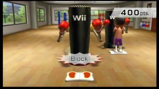 Wii Fit - Aerobics - Rhythm Boxing (Expert, 10 min.)