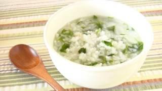 Nanakusagayu (seven Herbs Rice Porridge / Congee) Recipe 七草粥 レシピ