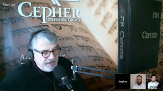 END Times Truth W/ Dr. Stephen Pidgeon (Cepher) Cannon, Apocrypha & Lost 12 Tribes