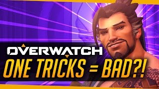 Overwatch | One Tricks - Bad For The Game?
