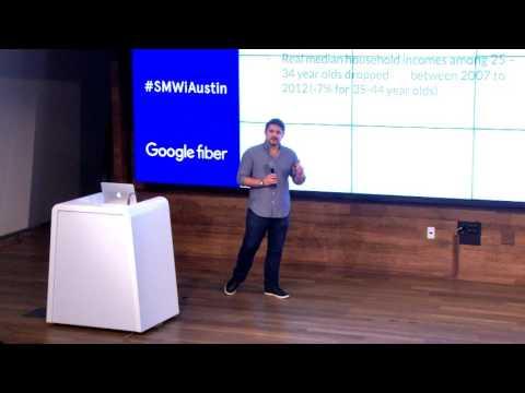 David Fossas at SMWi Austin
