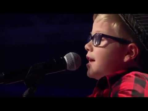 "Nils - ""Kling Klang"" - Blind Audition - The Voice Kids Germany 2017"