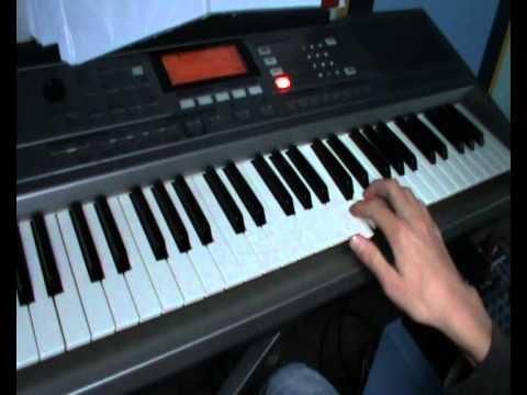 Antikrist (Dimmu Borgir keyboard cover)